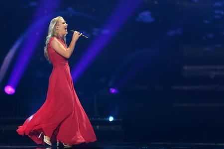 Denmark Eurovision 2017의 Anja Nissen