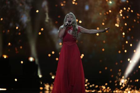 anja: Anja Nissen  from Denmark  Eurovision 2017