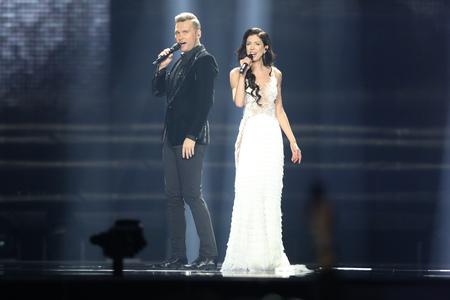 Koit Toome & Laura from Estonia Eurovision 2017