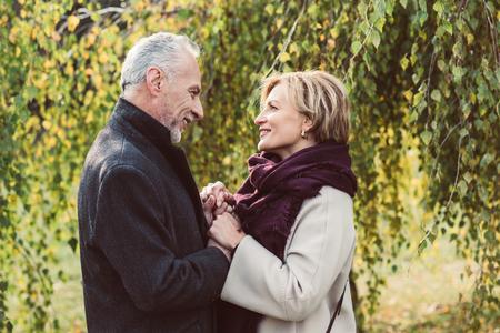 Happy mature couple 版權商用圖片