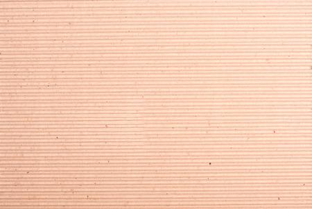 Textura de cartón a rayas marrones en blanco Foto de archivo - 82486657