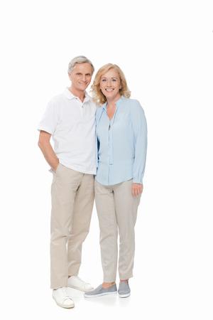 smiling senior couple Stock Photo - 85271745