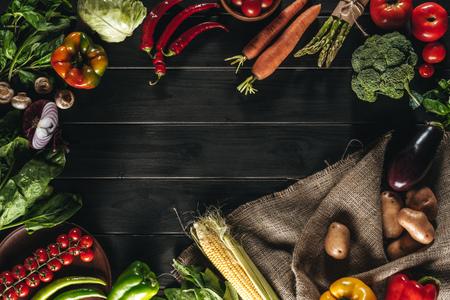 fresh vegetables Фото со стока