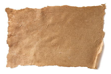 aged brown paper texture Stock Photo - 89246780