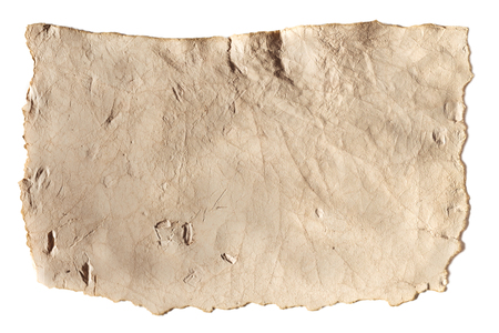 blank ancient paper texture