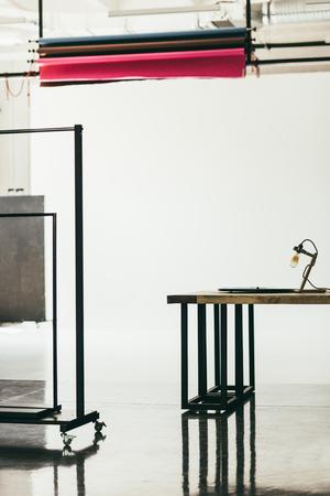 minimalistic office interior