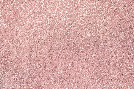 Roze glinsterende glanzende pailletten achtergrond Stockfoto