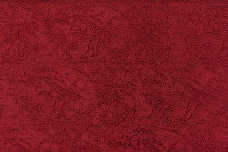 배경으로 붉은 마샬 라 벽지 질감의 디자인