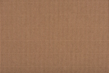 close up view of brown cardboard texture