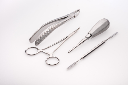 Dentist medical tools