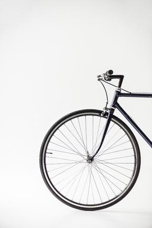 Una ruota di bicicletta Archivio Fotografico - 93684068
