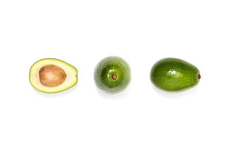 samenstelling van verse avocado's