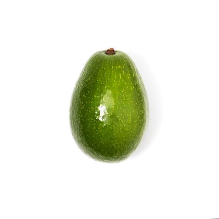 fresh ripe avocado