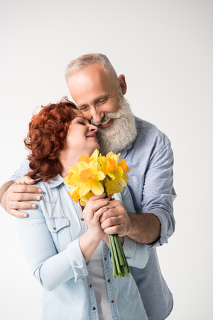mature couple Zdjęcie Seryjne
