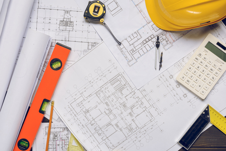 blueprints and architecture equipment