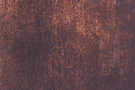 scratched rusty metal textured background