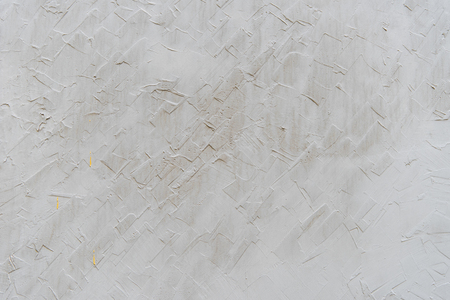 blank gray plastered wall background