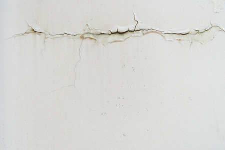 close-up view of white concrete wall texture  Stock Photo