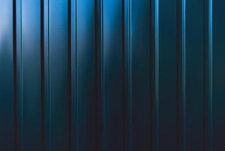 Fondo de hoja de hierro azul oscuro Foto de archivo - 98756114