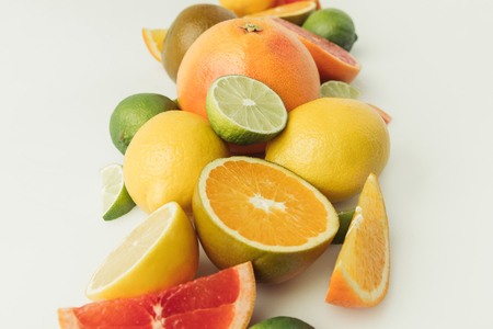 柑橘類の山 写真素材 - 99547619
