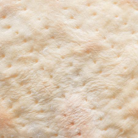 close up of matza, Passover Tale concept Stock Photo