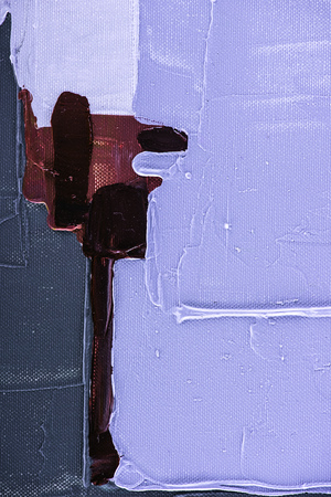 purple brush strokes on abstract artistic background