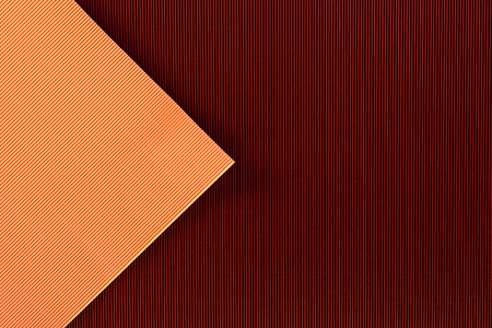 top view of arranged colorful papers background