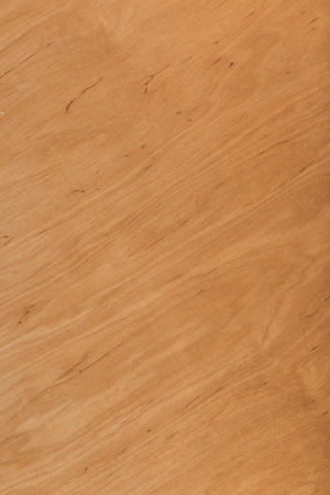 close up view of empty wooden surface Stock Photo