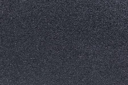 Vue rapprochée de la texture de la route en béton vide