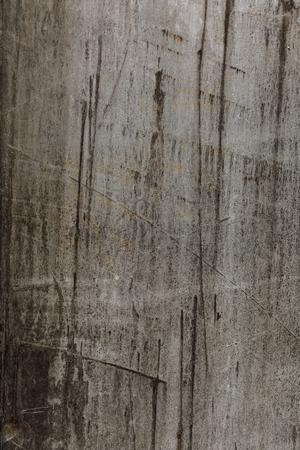 Vista cercana de la superficie de madera oscura vacía