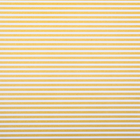 yellow and white horizontal lines wrapper design