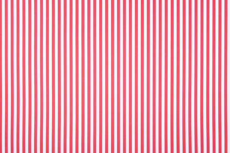 Striped red and white pattern texture