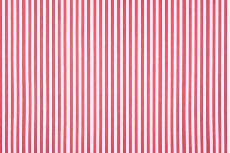 Texture de motif rayé rouge et blanc
