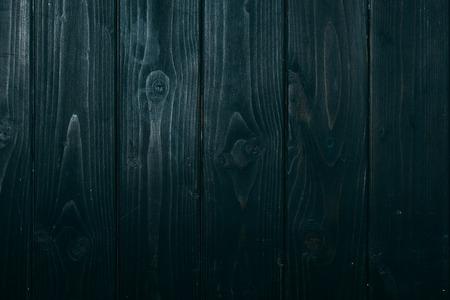 top view of vertical dark blue wooden planks surface for background Reklamní fotografie - 105705392