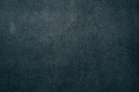 top view of dark grungy concrete surface for background Stock Photo