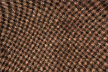 top view of dark brown textile as background Banco de Imagens - 106419602