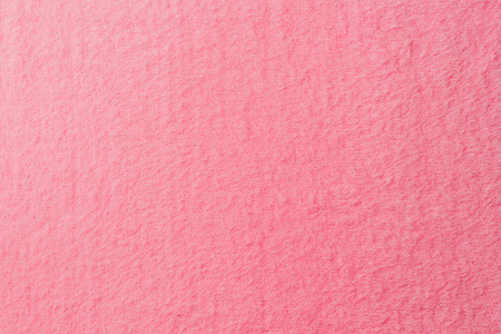 elevated view of pink soft textile as background Banco de Imagens