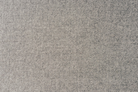 top view of grey textile as background Banco de Imagens - 106420663