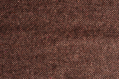 top view of brown textile as background Banco de Imagens - 106421212