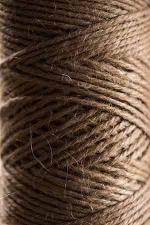 full frame image of beige string backround