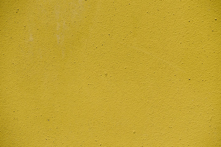 full frame image of yellow wall background