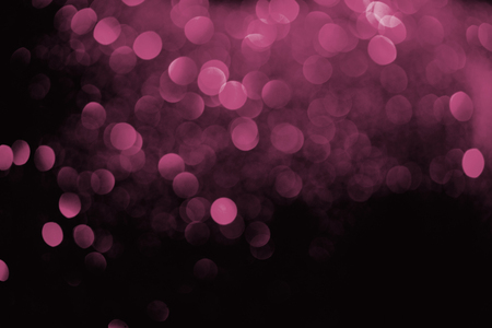 abstract decorative background with blurred purple glitter