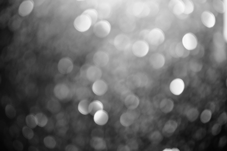 abstract blurred silver silver background for celebration Stock Photo