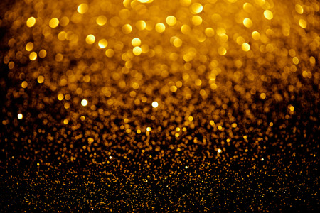 gold blurred glitter texture, holiday background