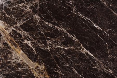 自然なパターンを持つ抽象的な茶色の大理石のテクスチャ 写真素材