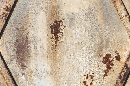grungy damaged old metallic background with cracks Stock fotó