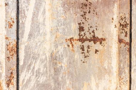 grungy damaged old metallic background