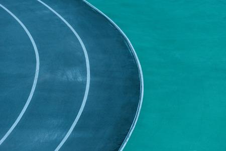 white lines at velodrome, urban geometric background