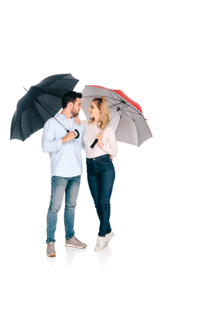 Couple In Rain Stock Photos And Images - 123RF