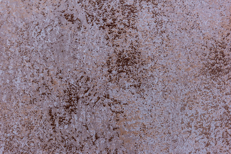 Brown rusted surface abstract background Stock Photo